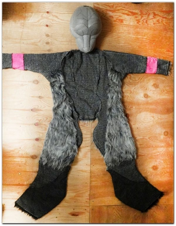 fursuit overalls