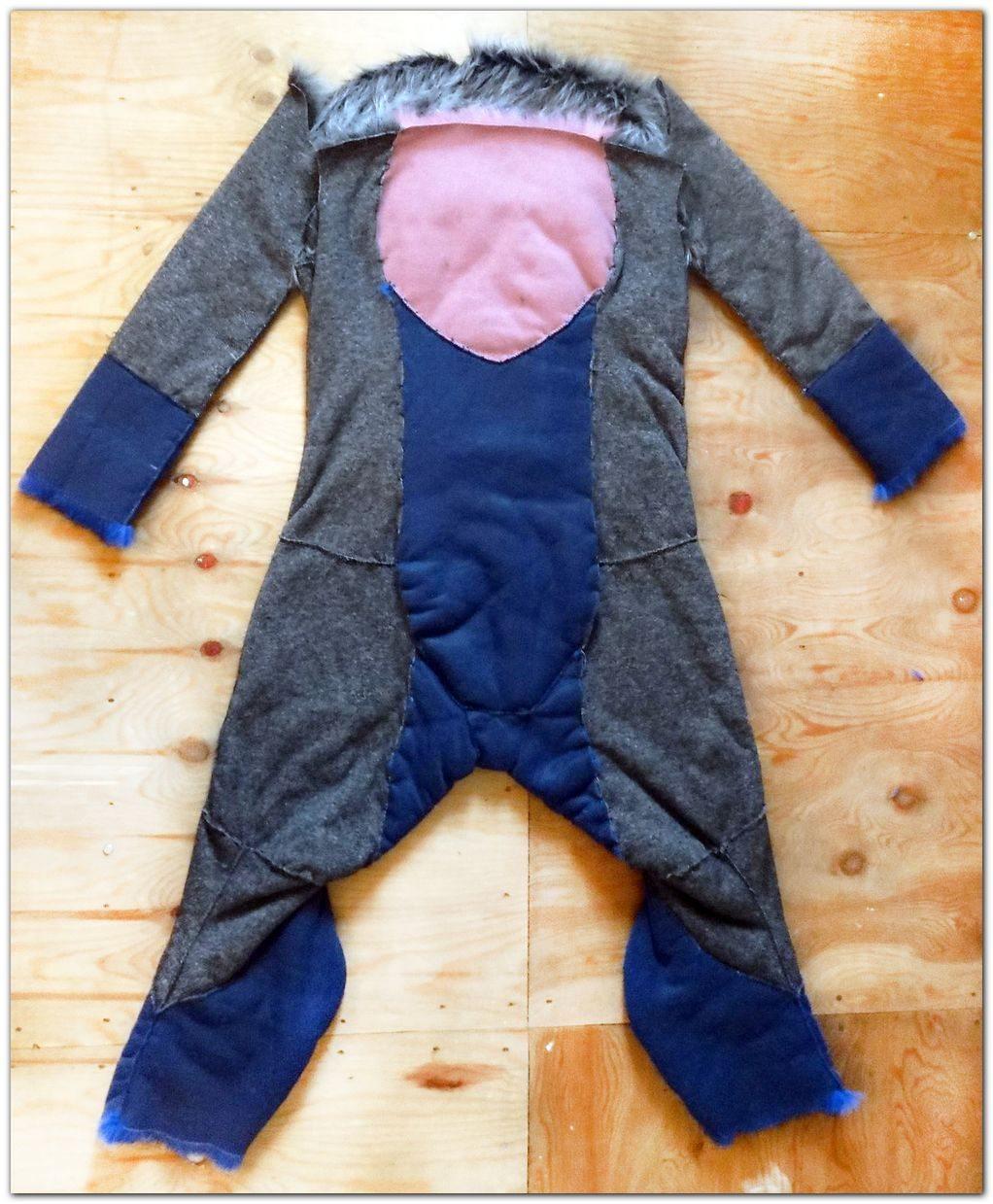 #fursuits overalls #furr.club #fursuit Koomoe
