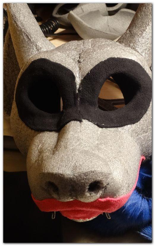 #fursuits nose #furr.club #fursuit Koomoe