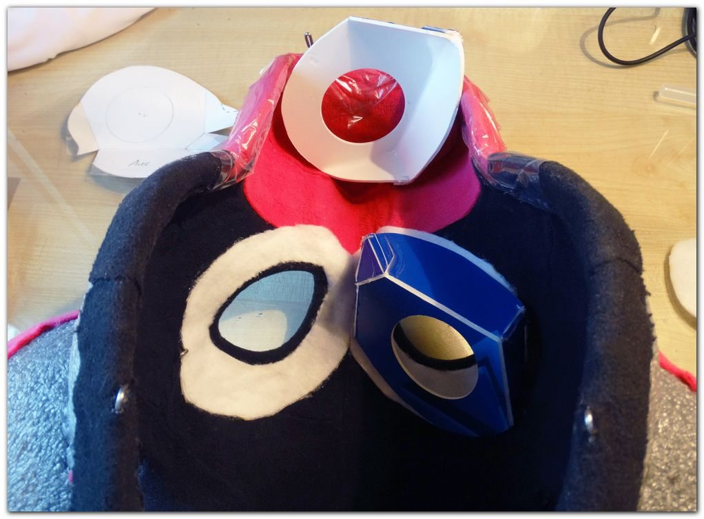 #fursuit head #furr.club #fursuit Koomoe