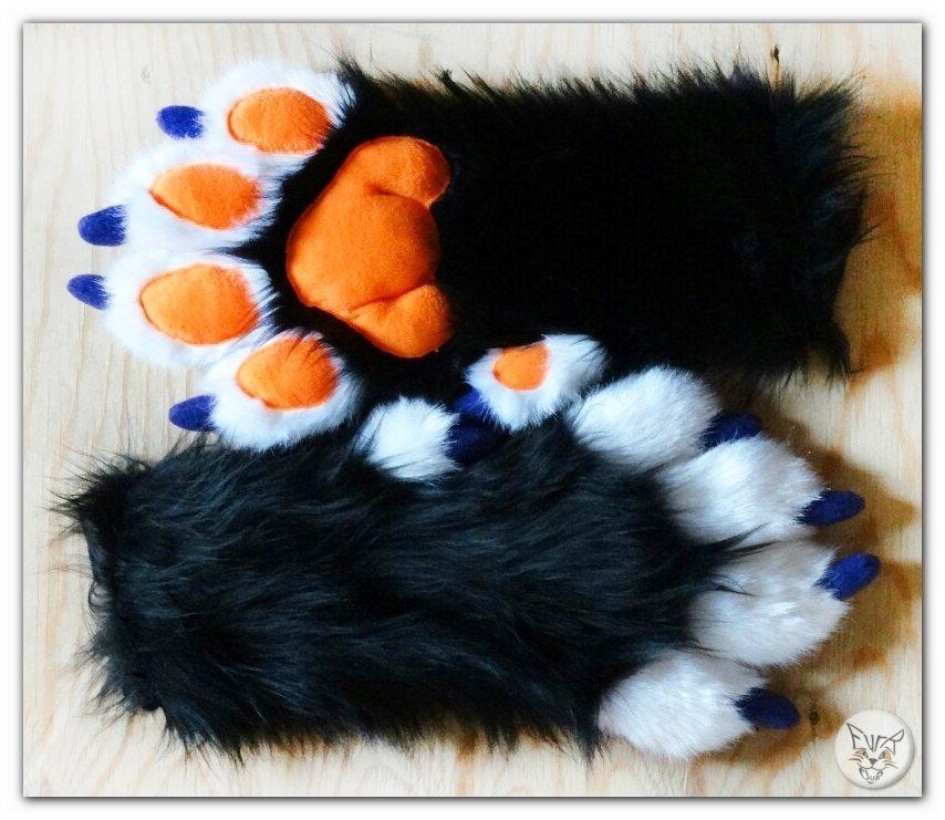 #FurRCluB #nIce Dog #Manufacture #Handpaws