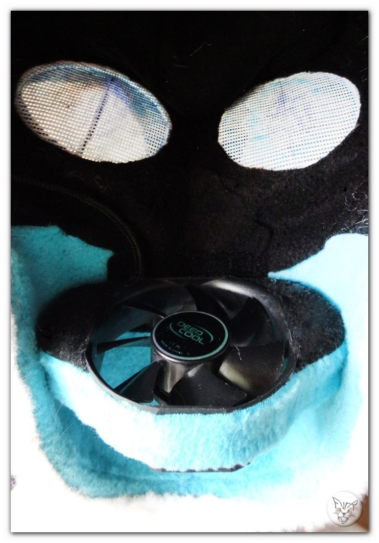 #FurRCluB #Happy_Fox #Manufacture #Fan