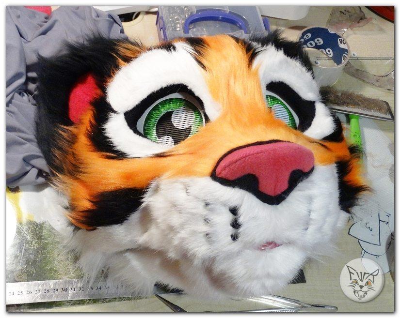 #FurRCluB #Amur #Manufacture #Skin_tiger_not_shave