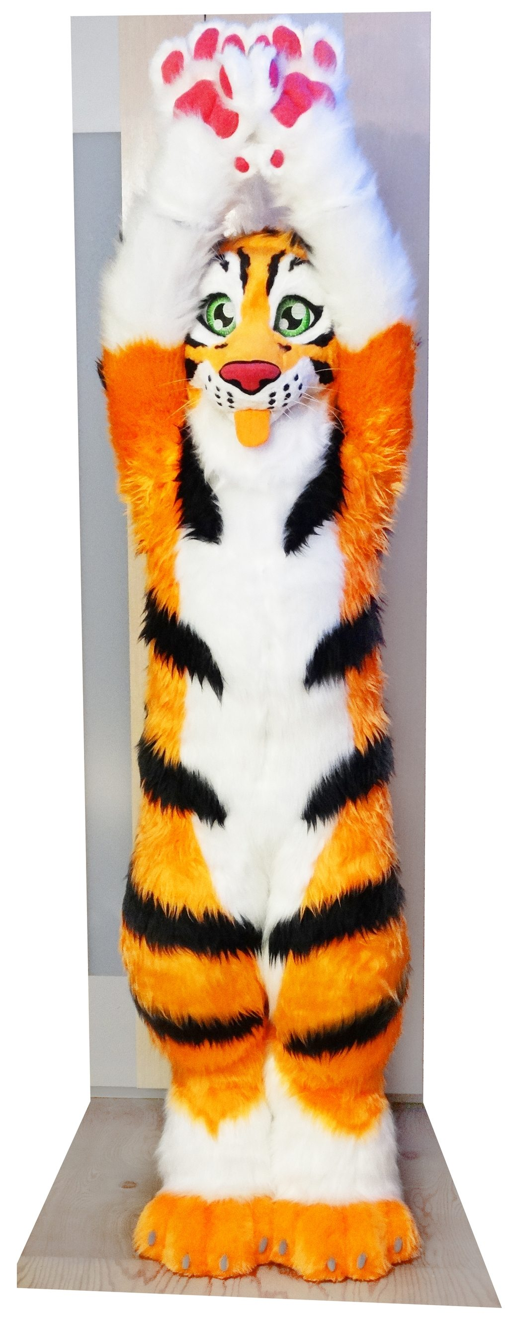 Amur tiger fursuit FurR.CluB
