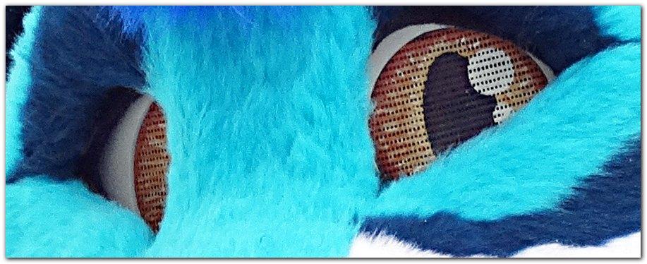 Eyes #Kacec #Fox #furr_club #fursuit #furrclub #foxfursuit