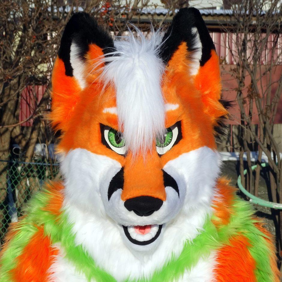 #Tzyko #furr_club #fursuit #furrclub #Tzyko The Fox