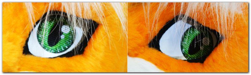 Eyes #Tzyko #Fox #furr_club #fursuit #furrclub #foxfursuit