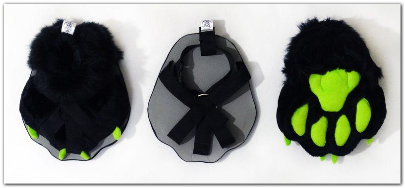 Paws design #Tzyko #foxfursuit #furr_club #fursuit #furrclub #Paws