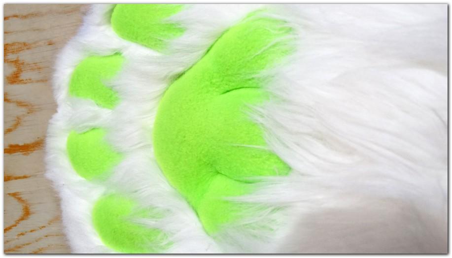 FeetPaws design #Australian Shepherd fursuit #furr_club #fursuit #Paws