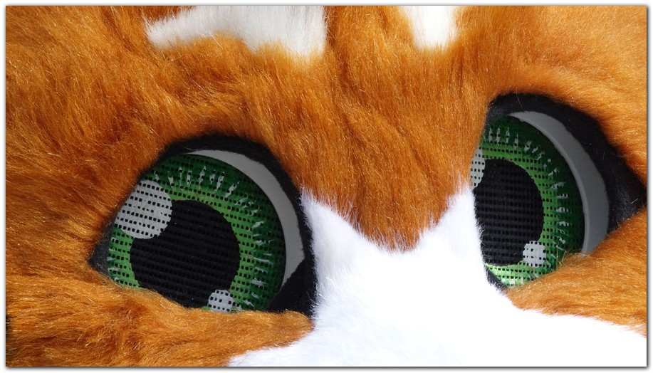 Head for Red Panda fursuit project #pandafursuit #furr_club #fursuit