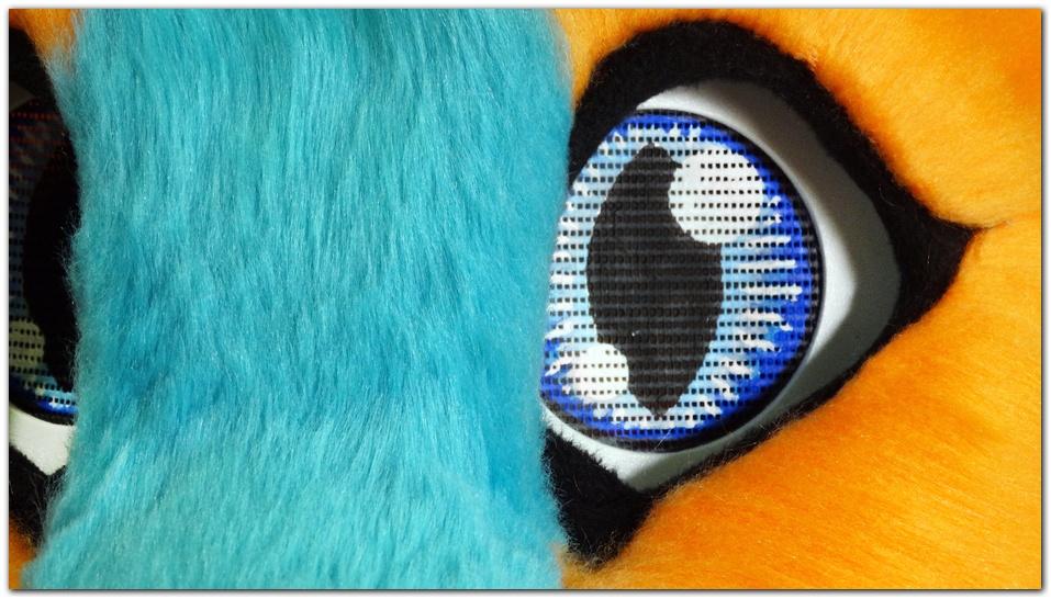 Head for fursuit project Pinkpaws Fox #Foxfursuit #furr_club #fursuit