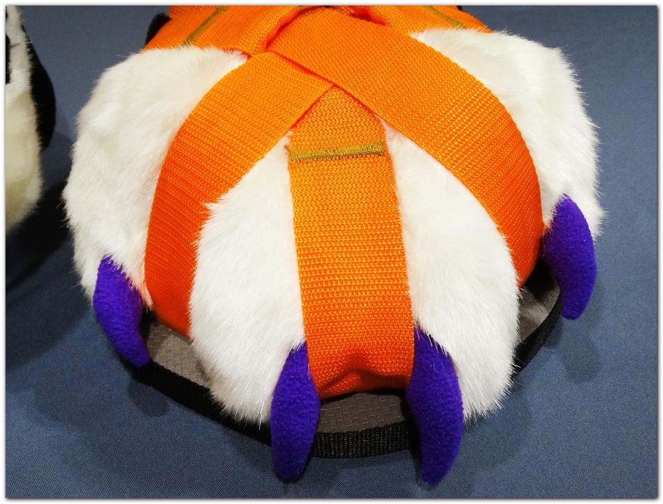 Pinkpaws Fox_feetpaws #furr_club #fursuit #Paws