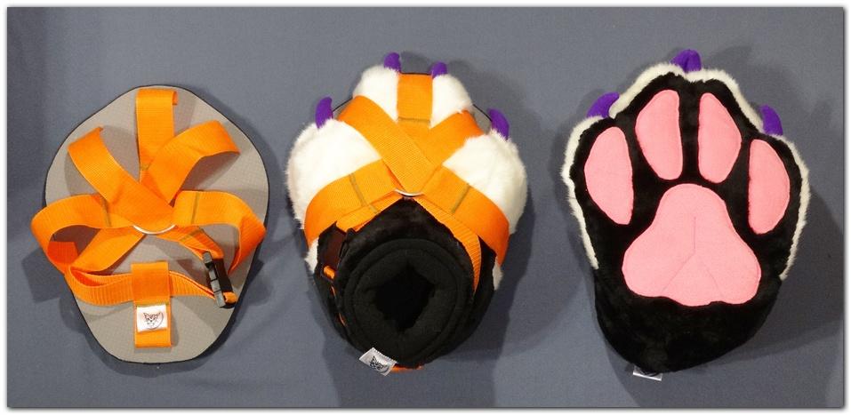 Paws design #Pinkpaws Fox fursuit #furr_club #fursuit #Paws