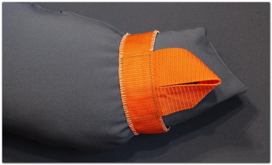 Tail mount for Pinkpaws Fox fursuit #Foxfursuit #furr_club #fursuit #Tail