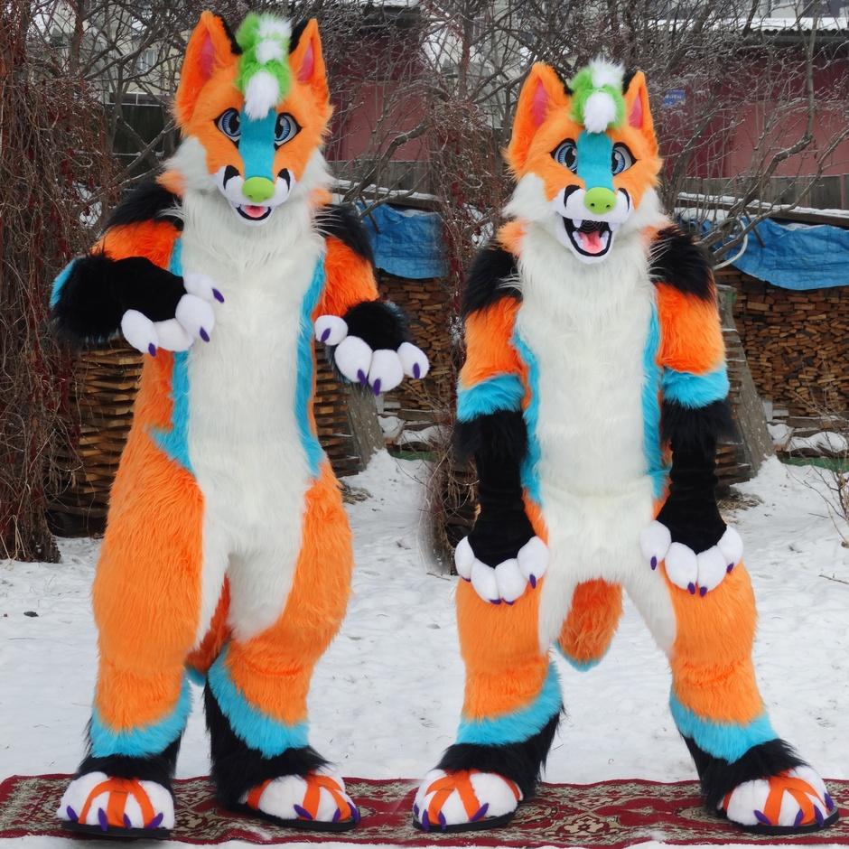 #Pinkpaws_Fox_fursuit #furr_club #fursuit #Pinkpaws Fox