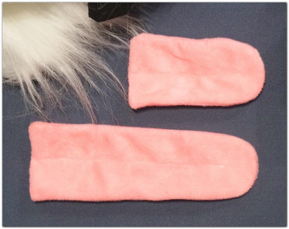 Tongue for Classic Fox fursuit project #Foxfursuit #furr_club #fursuit