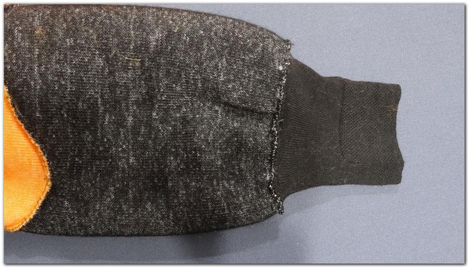 Classic_Fox_v2 jumpsuit cuff sleeve_inside #Foxfursuit #furr_club #fursuit