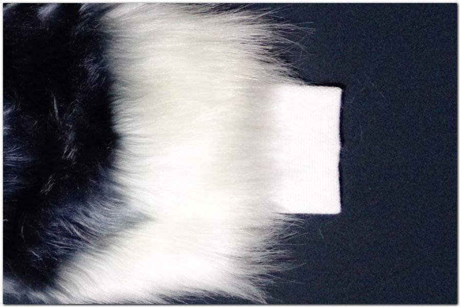 Hare jumpsuit cuff sleeve_inside #Hare-KDub-Harefursuit #furr_club #fursuit