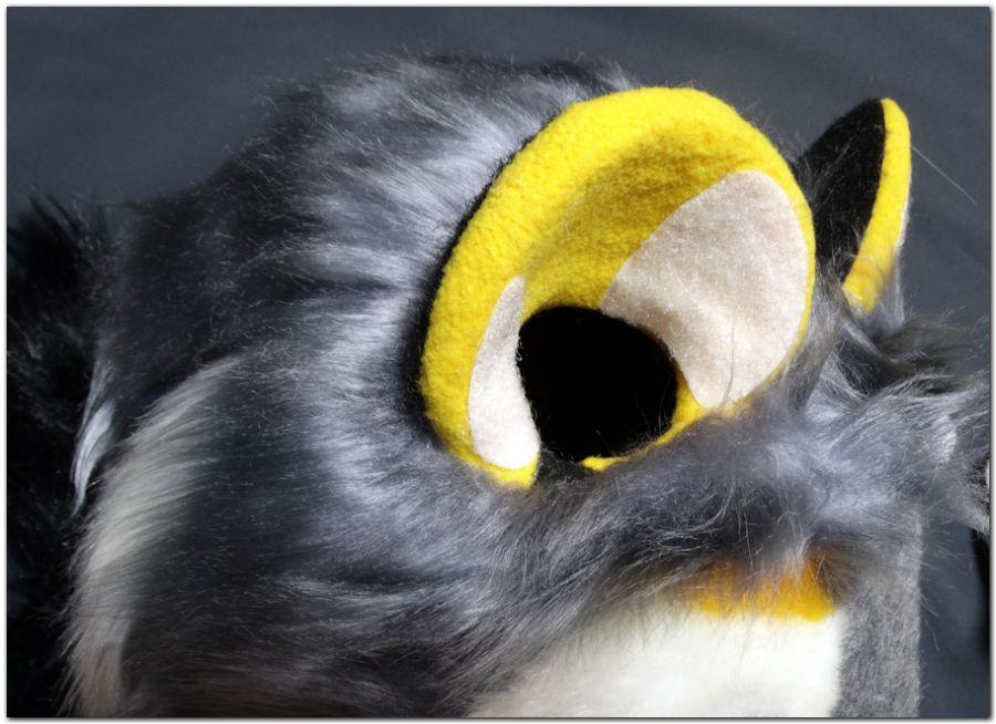 Ears of fursuit project Hare #Hare-KDub-Harefursuit #furr_club #fursuit