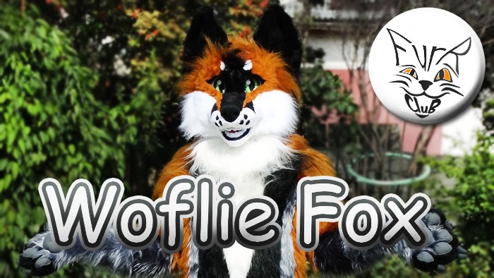 #Woflie Fox #furr_club #furr.club #furrclub #fursuit #fursuitmaker